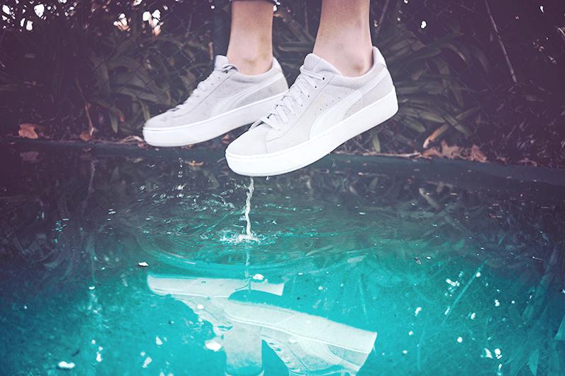 Sneakers con la zeppa - e sono subito anni 90 - A Patchwork Life febbf6c7a01