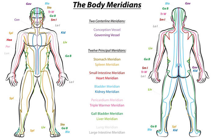 Science Finally Proves Meridians Exist
