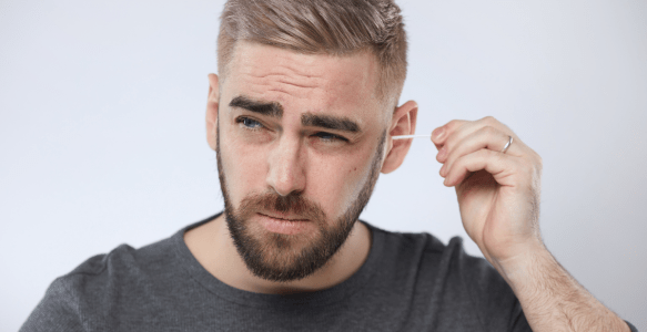 Earwax can be Healthy