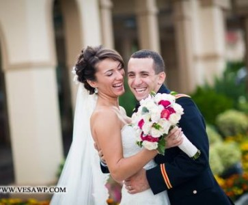 Kristina & Ross Beckwidth Pointe Wedding