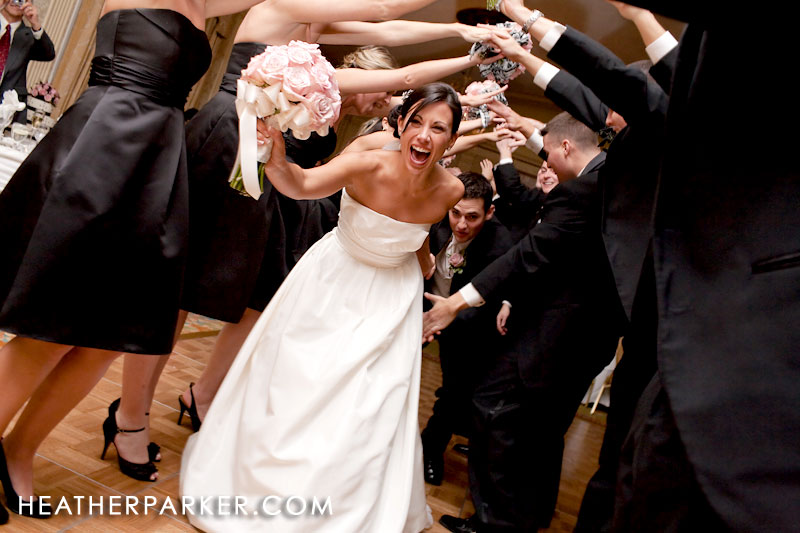 Choosing Wedding Reception Grand Entrance Songs