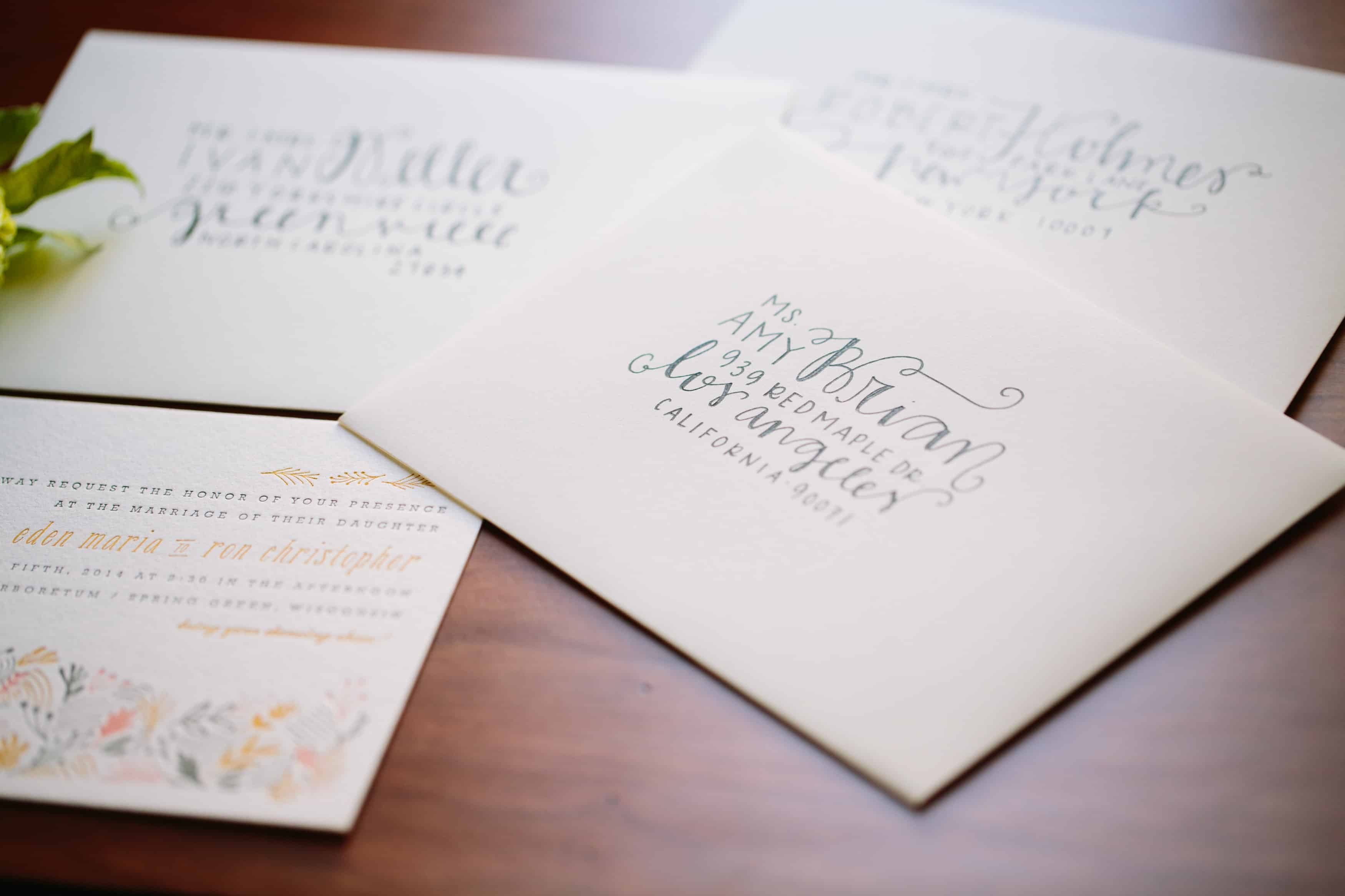 Learn What Options You Have For Mailing Your Pre Wedding Invites And Invitations