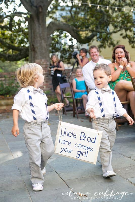 The Ring Bearer Wedding Traditions Explained