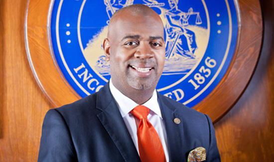 Ras J. Baraka, Mayor, City of Newark, New Jersey