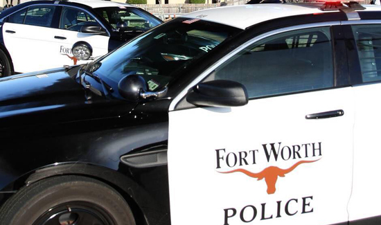 Photo: Fort Worth Police Officers Association Facebook page