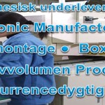 Elektronikmontage EMS