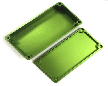 Anodizing Aluminum Enclosure Box