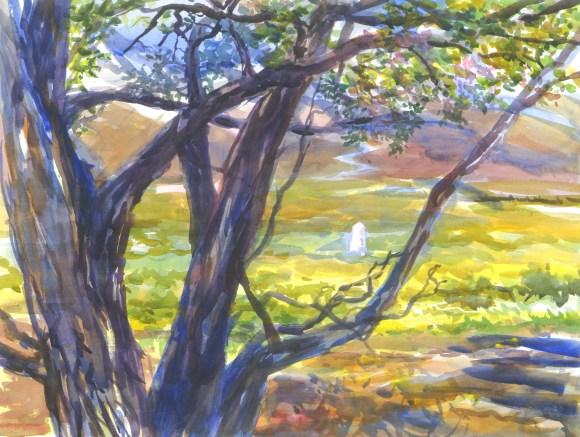 Branches, Manzanar