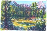 Gant Meadow, June Lake