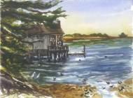 Lucas Wharf, Bodega Bay
