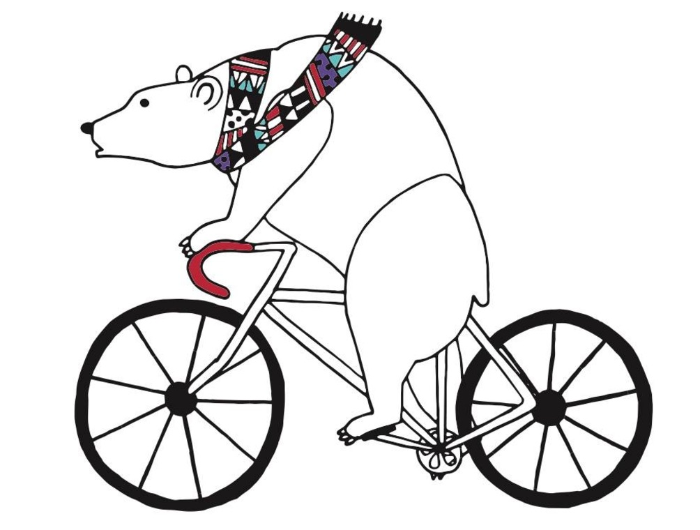 Polar Bear Bike Ride