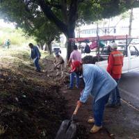 """Limpian barranca """"El Pilancón"""" en Cuernavaca"""