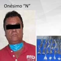 Detienen a miembro de Los Linos con droga en Tepoztlán