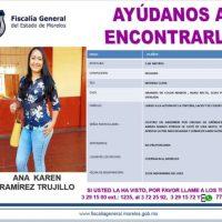 Prisión a pareja vinculada con desaparición de joven mujer en Cuernavaca