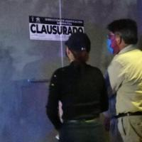 Clausuran bar en Cuernavaca