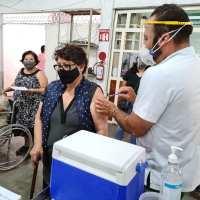 Inicia aplicación de vacuna contra COVID en Cuautla