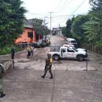 Convoy apoya a ciudadanos de Tlaquiltenango por lluvias