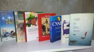 Livros com publicações - Aparecida Dias 9