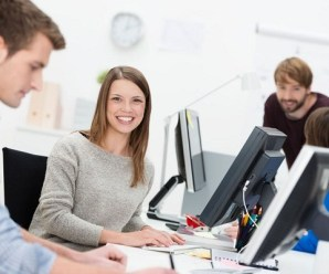 Auxiliar de escritório – Início imediato