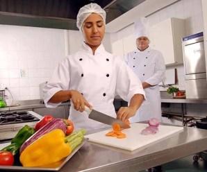 Ajudante de cozinha – Supermercado