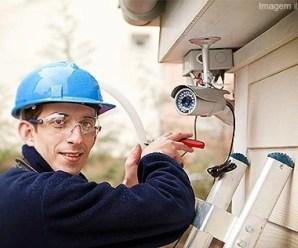 Instalador de Sistema Eletrônico (CFTV e Alarme)