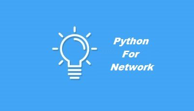 Python For Network