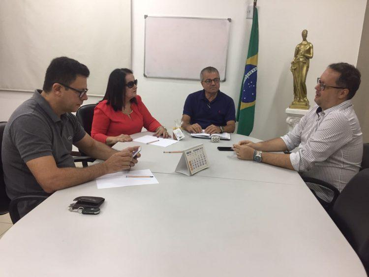 Reunião Diretoria da APE