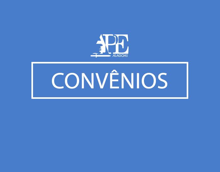 Convênios APE/AL