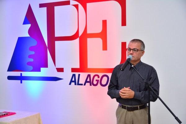 Flávio Gomes, presidente da APE