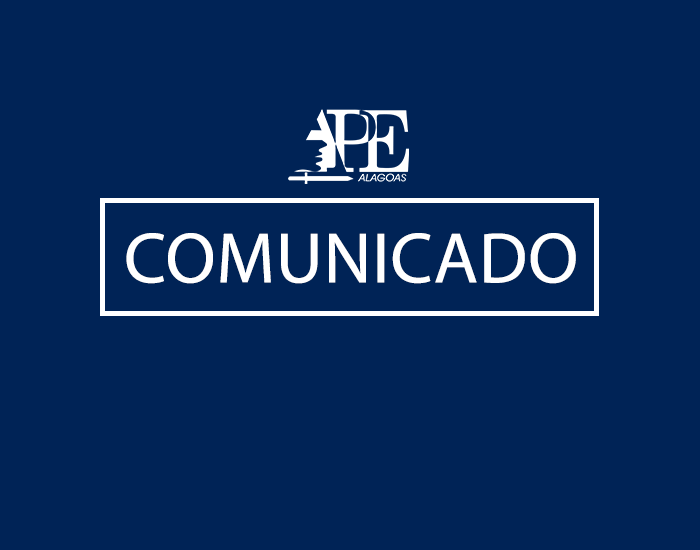 Comunicado APE/AL