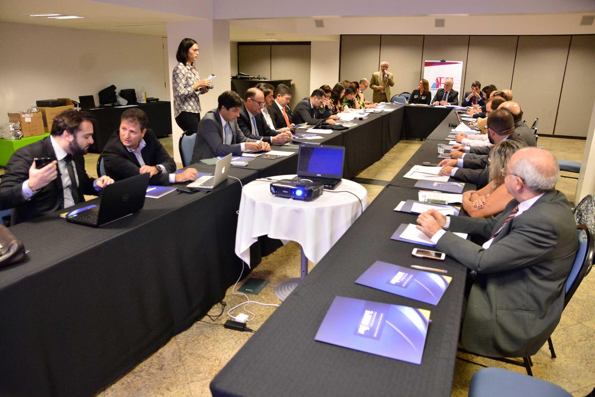 Reunião Conselho ANAPE