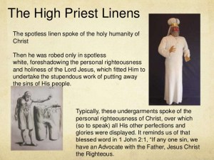Garments of a Warrior Priest-The Breastplate of