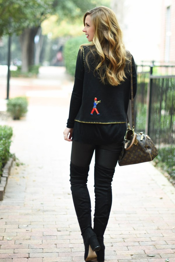 Christmas Sweater | A Pearl Kind of Girl