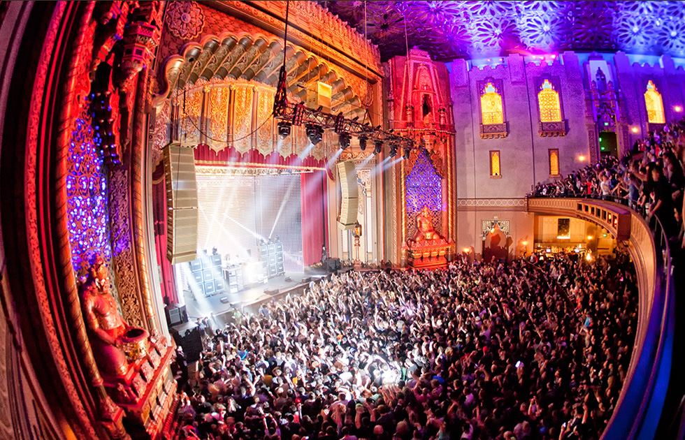 Home Fox Theater Oakland California Another Planet