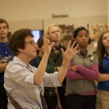 Be a Volunteer Museum Guide at the MIM