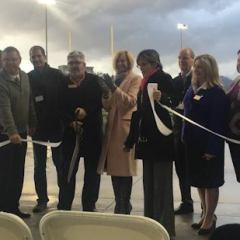 Cactus Shadows High School Celebrates Opening of New Field House