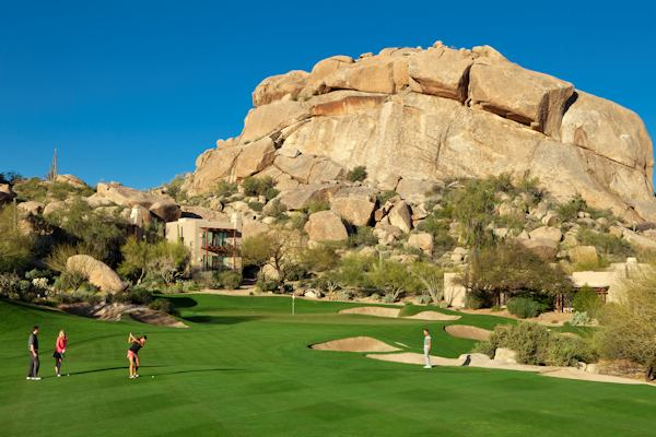 Boulders Golf New 5th Green
