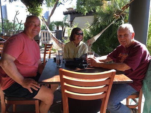 Bob Faitz, Donna & Dave Ropp