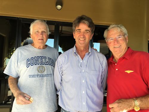 Les Conklin, Phil Marsteller, Don Doherty