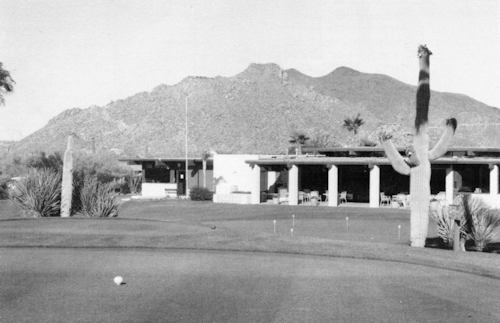 Desert Forest clubhouse