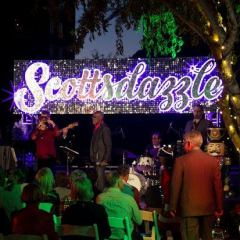 Scottsdazzle Events Brighten Downtown Beginning Sat., Nov. 25th