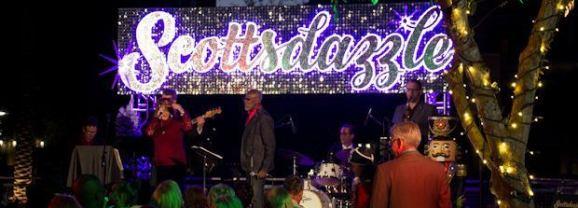 Scottsdazzle Events Brighten Downtown Scottsdale