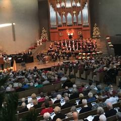 Celebration of Christmas Concerts at Pinnacle Presbyterian Church, Dec. 3