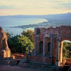 Enjoy Sicily Slide-Lecture at Desert Foothills Library, Feb. 22