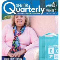 Scottsdale Senior Services Quarterly Newsletter, Winter 2018