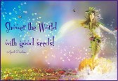 Shower the world with love