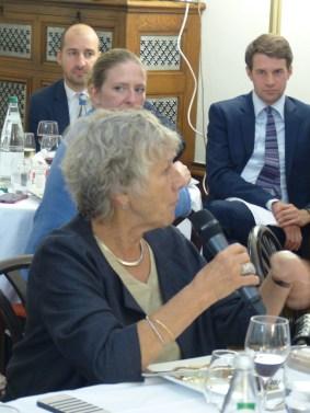 Magrete Auken, MEP
