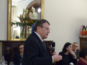 Paul Rübig, MEP and member of the APE