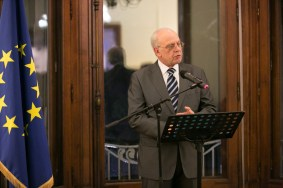 S.E. Ambassador Iraklis Asteriadis, Permanent Representative of Greece to the Council of Europe