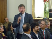 Franc Bogovic, MEP and member of the APE